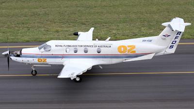 A picture of VHFDE - Pilatus PC12/45 - [332] - © Tom A.