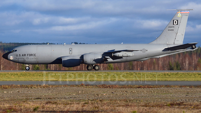 62-3499 - Boeing KC-135R Stratotanker - United States - US Air Force (USAF)