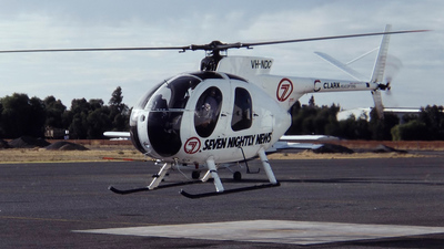 VH-NDC - Hughes 500C - Clark Helicopters