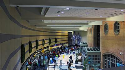 KALB - Airport - Terminal