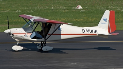 D-MUHA - Ikarus C-42 - Private