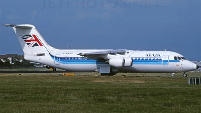 G-UKHP - British Aerospace BAe 146-300 - Air UK