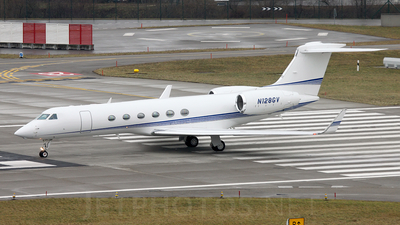N128GV - Gulfstream G-V - Private