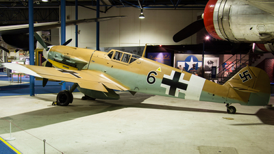10639 - Messerschmitt Bf 109G-2 - Germany - Air Force