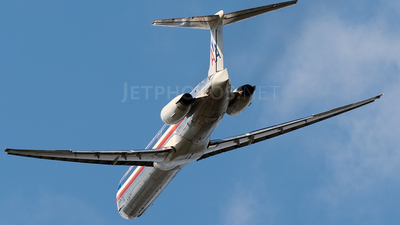 N441AA - McDonnell Douglas MD-82 - American Airlines