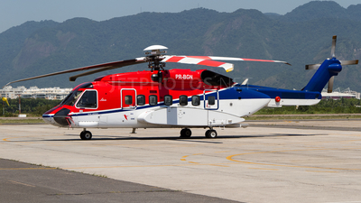 PR-BGN - Sikorsky S-92A Helibus - BHS Helicopter