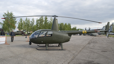 65 - Robinson R44 Astro - Estonia - Air Force