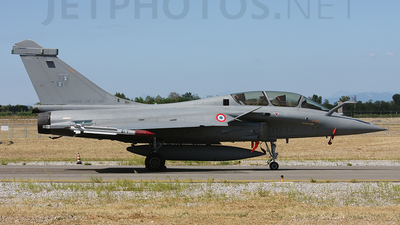 113-IJ - Dassault Rafale B - France - Air Force