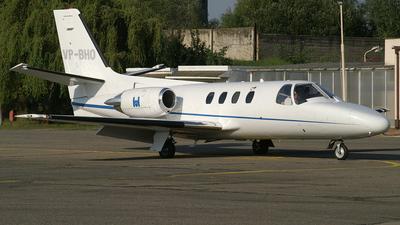 VP-BHO - Cessna 551 Citation II(SP) - Private