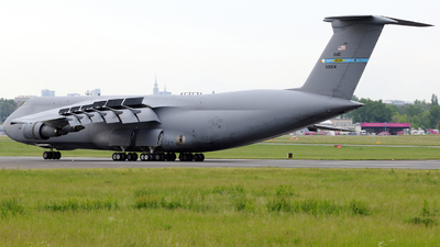 85-0004 - Lockheed C-5B Galaxy - United States - US Air Force (USAF)