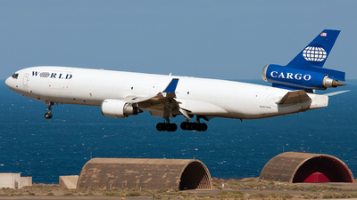 N383WA - McDonnell Douglas MD-11(F) - World Airways Cargo