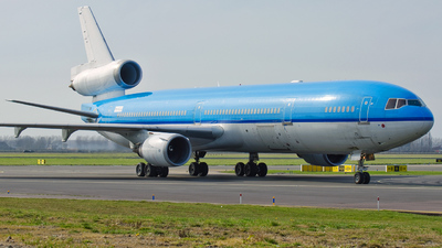PH-KCG - McDonnell Douglas MD-11 - Untitled