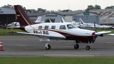 A picture of PRLRG - Piper PA46350T - [4692177] - © Lucas Gabardo