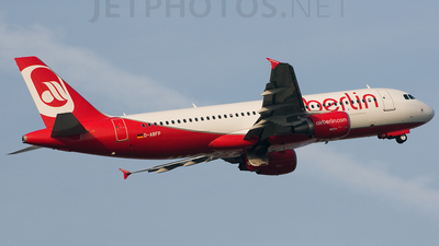 D-ABFP - Airbus A320-214 - Air Berlin