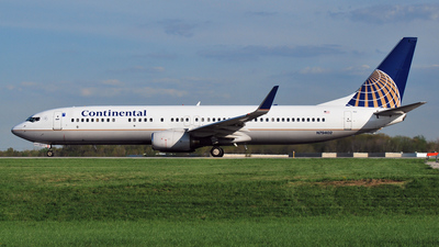 N79402 - Boeing 737-924 - Continental Airlines