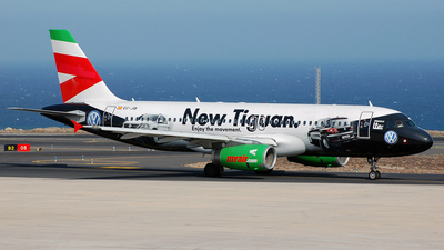 EC-JIB - Airbus A320-232 - MyAir (LTE International Airways)