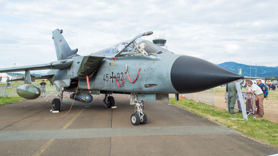 45-92 - Panavia Tornado IDS - Germany - Air Force