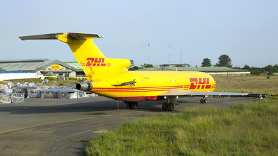 5N-JNR - Boeing 727-217(Adv)(F) - DHL (Allied Air Cargo)