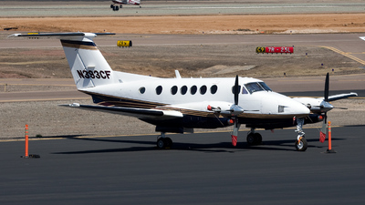 A picture of N393CF - Beech 300LW Super King Air - [FA214] - © Jeremy D. Dando