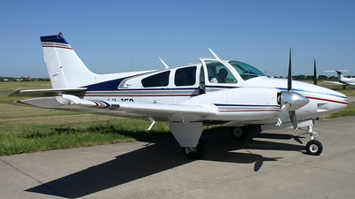 LV-JFP - Beechcraft 95-D55 Baron - Private