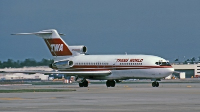 N833TW - Boeing 727-31 - Trans World Airlines (TWA)