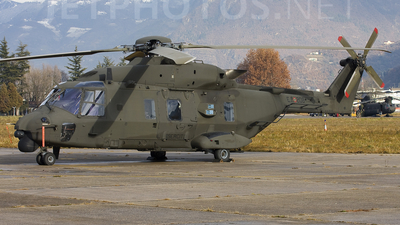 MM81525 - NH Industries NH-90TTH - Italy - Army