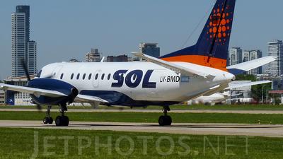 LV-BMD - Saab 340A - Sol Líneas Aéreas