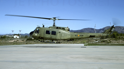 HU.10-66 - Bell UH-1H Iroquois - Spain - Army