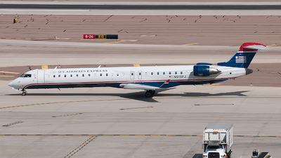 N915FJ - Bombardier CRJ-900ER - US Airways Express (Mesa Airlines)