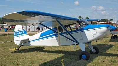 A picture of CFGYA - Piper PA20 Pacer - [20434] - © Steve Homewood