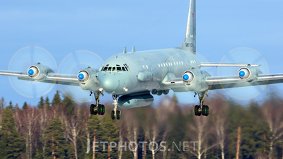 RF-93610 - Ilyushin Il-20M - Russia - Air Force
