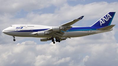 Boeing 747-481 - All Nippon Airways (ANA)