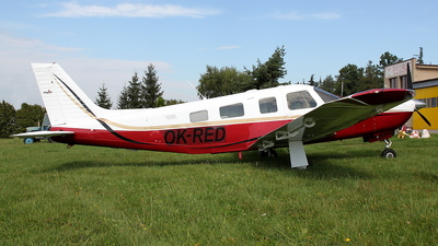 OK-RED - Piper PA-32R-301T Saratoga II TC - Private