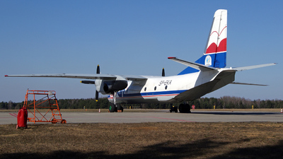 SP-EKA - Antonov An-26B - Exin