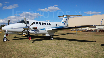 VH-EWQ - Beechcraft B300 King Air 350 - Private
