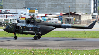 EJC-3394 - Mil Mi-17V5 Hip H - Colombia - Army