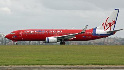VH-BZG - Boeing 737-8FE - Virgin Blue Airlines