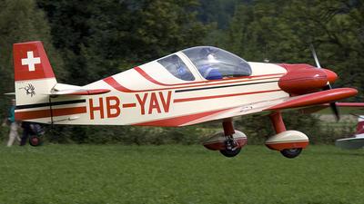 HB-YAV - Kolibri MB2 - Private