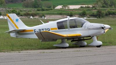 A picture of FBTZP - Robin DR400/120 - [773] - © Eric Verplanken