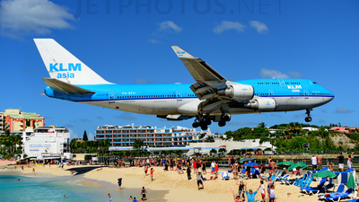 PH-BFH - Boeing 747-406(M) - KLM Royal Dutch Airlines