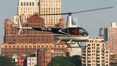 N64JM - Robinson R44 Astro - Private