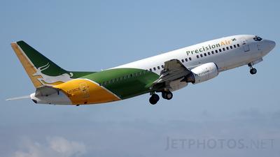 N638CS - Boeing 737-3Y0 - Precision Air