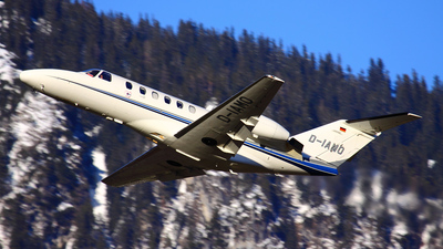 D-IAMO - Cessna 525A CitationJet 2 - Windrose Air