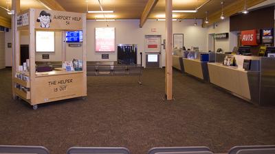 KSTS - Airport - Terminal
