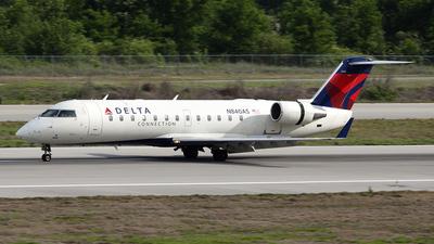 N840AS - Bombardier CRJ-200ER - Delta Connection (ExpressJet Airlines)