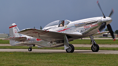 NL55JL - North American P-51D Mustang - Private