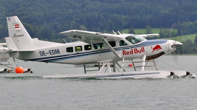 OE-EDM - Cessna 208 Caravan - The Flying Bulls