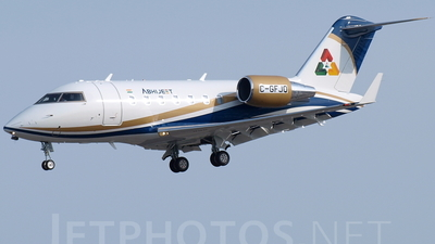 A picture of CGFJQ - Bombardier Global 7500 -  - © Branko Cesljas