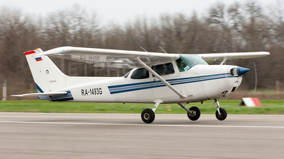 RA-1493G - Cessna 172 Skyhawk - Private