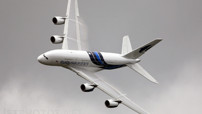 F-WWAJ - Airbus A380-841 - Malaysia Airlines